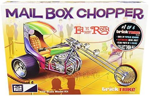 New Skill 2 Model お買い得品 休み Kit Mail Box Big Trike Ed Roth' Daddy Chopper