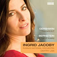 Concerto in F / Symphony No 2 / The Age of Anxiety by GERSHWIN / BERNSTEIN (2010-07-27)
