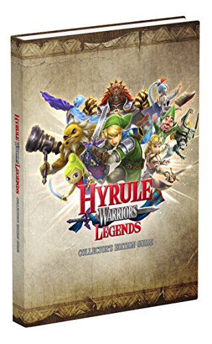 Hyrule Warriors Legends Collector's Edition