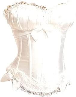 Alivila.Y Fashion Womens Vintage Sexy Removable Spaghetti Strap Bowknot Corset