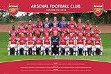 Fußball - Arsenal London - Team Photo 13/14 Sport Fußball