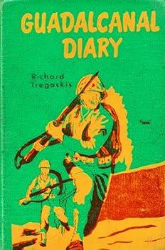 Hardcover Guadalcanal Diary (Landmark Books #55) Book