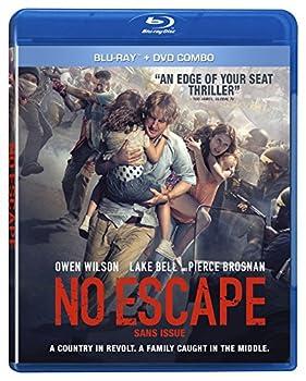 No Escape  Blu-ray + DVD