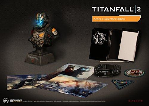 """Preisvergleich Produktbild Titanfall 2 """"Marauder Corps"""" Collectors Edition Merchandise - ohne Spiel"""