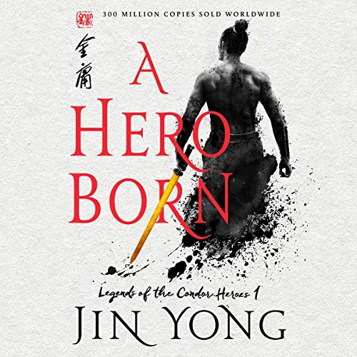 A Hero Born  By  cover art