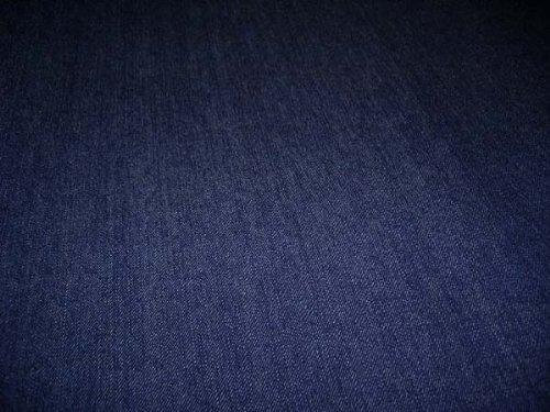 D&D Futon Furniture Real Denim Jean Full Size Futon Mattress Cover, Thick and Durable Dark Blue Denim.