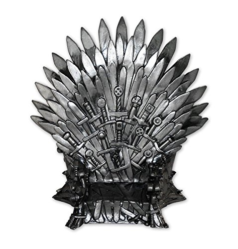 Close Up Personaggio XL Game of Thrones Pop! Vinyl Iron Throne (15,5cm x 15,5cm)