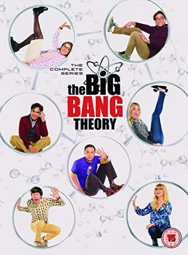 ビッグバン セオリー シーズン1-12 [DVD-PAL方式 ※日本語無し](輸入版) -BIG BANG THEORY S1-12-