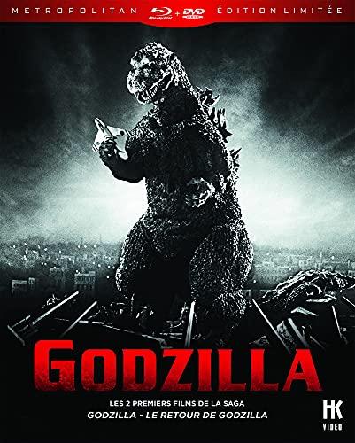 Godzilla [Combo Blu-Ray + DVD-Édition Limitée]