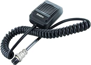 Uniden MK393 Replacement CB Microphone For use with PRO510XL and PRO520XL Compact Mobile CB Radios, Equipped with a 4-pin Microphone Connector