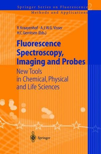 Fluorescence Spectroscopy, Imaging and Probes: New Tools in Chemical, Physical and Life Sciences (Springer Series on Fluorescence)
