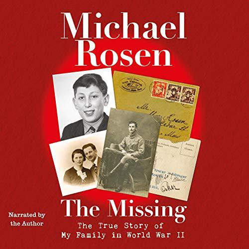 『The Missing』のカバーアート