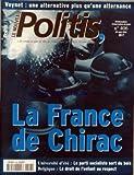 NOUVEAU POLITIS (LE) [No 406] du 29/08/1996 - VOYNET - UNE ALTERNATIVE PLUS QU'UNE ALTERNANCE - LA FRANCE DE CHIRAC - UNIVERSITE D'ETE - LA PARTI SOCIALISTE SORT DU BOIS - BELGIQUE - LE DROIT DE L'ENFANT AU RESPECT.