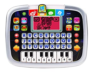 VTech Little Apps Tablet Black