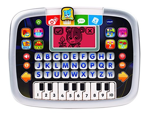VTech Little Apps Tablet, Black, 1.24'L x 9.29'W x 7.3'H