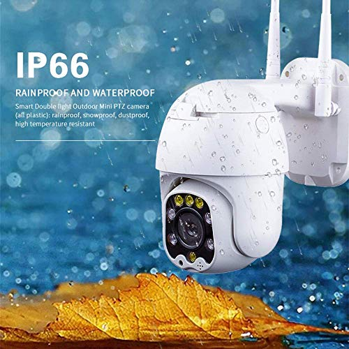 Best Prices! Security Camera, Wireless 1080P IP Infrared IR Camera, Automatic Tracking WiFi 4X Zoom ...