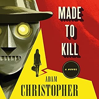 Made to Kill audiobook cover art