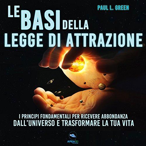 Le basi della Legge di Attrazione audiobook cover art