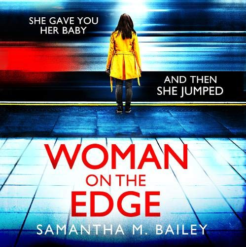 Woman on the Edge cover art