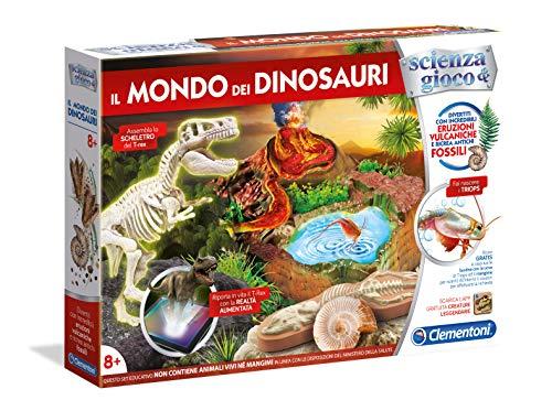 Clementoni - 19059 - Scienza e Gioco - Il Mondo dei Dinosauri