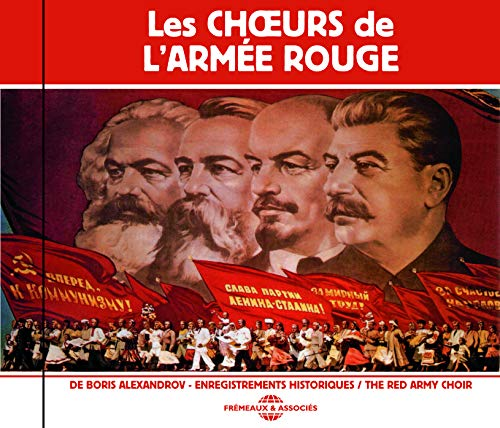 Les Choeurs de L'armée rouge/The Red Army Choir, Volume 1