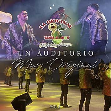 Un Auditorio Muy Original, Vol. 2