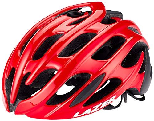 Lazer CZ1996044 Fahrradteile, rot/schwarz, L