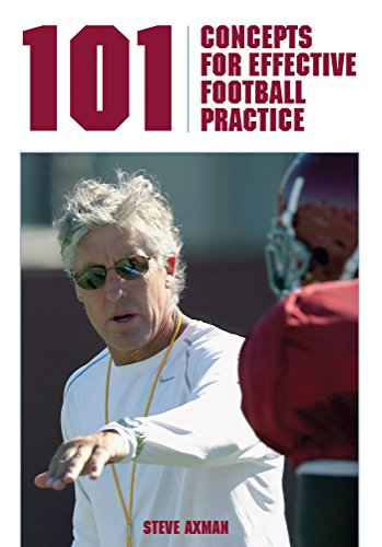 101 Concepts for Effective Football Practice (English Edition)