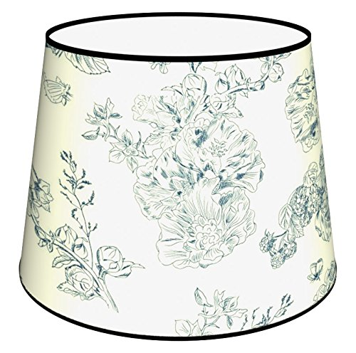 Glas Conical 7111309026165 Edgar bureaulamp, nachtkastje, stof/PVC meerkleurige opdruk
