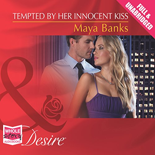 Tempted by Her Innocent Kiss audiobook cover art