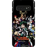 Skinit Pro Phone Case for Galaxy S10 Plus - Officially Licensed Funimation My Hero Academia Main Poster Design