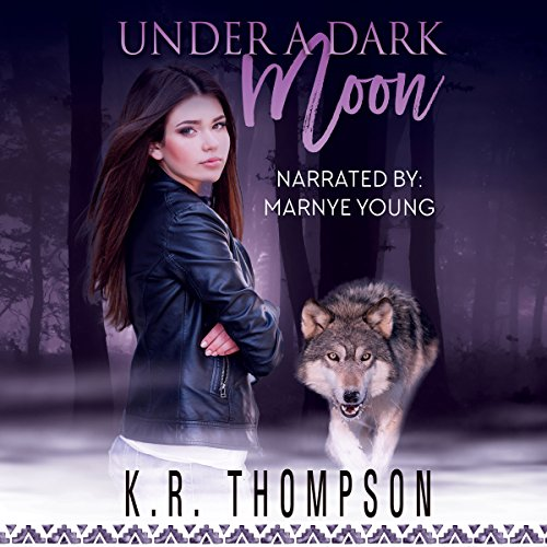 Under a Dark Moon audiobook cover art