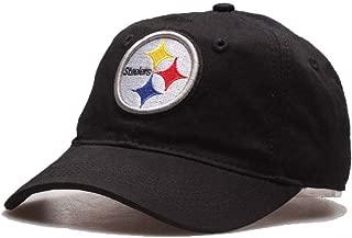 Gohely Unisex Baseball Cap with NFL/MLB Team Logo, Soft Twill Adjustable Size Dad-Hat for NFL/MLB Fans