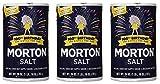 Morton Salt Regular Salt - 26 oz (Pack of 3)