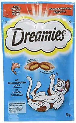 Dreamies Cat Treats 60G Salmon