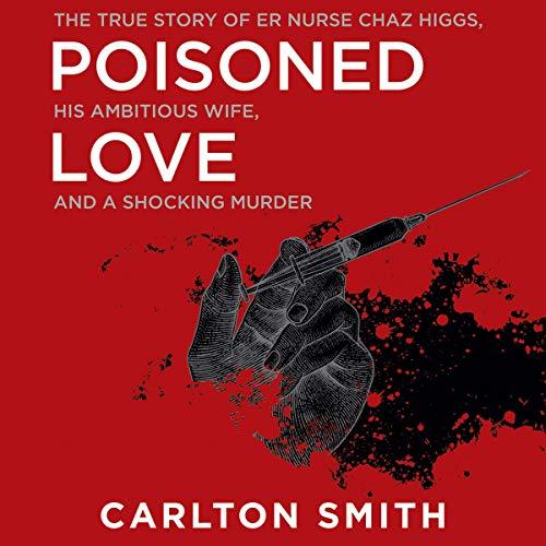 Poisoned Love audiobook cover art