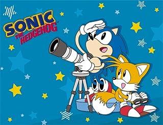 GE Animation 57702 Sonic & Tails Telescope Throw Blanket