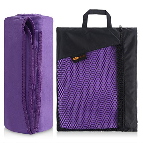 SUNLAND Microfiber Travel Towel