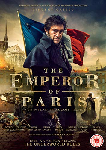 The Emperor of Paris [DVD]
