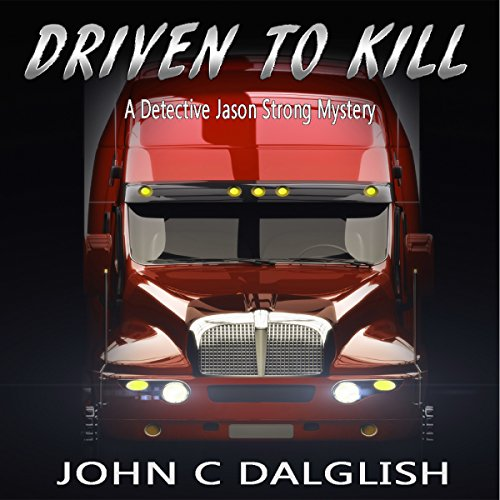 Driven to Kill audiobook cover art