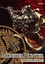 Monster Hunter Illustrations Complete Set