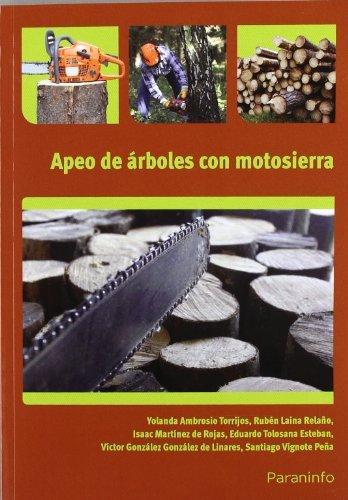 Apeo de árboles con motosierra (Cp - Certificado Profesionalidad)