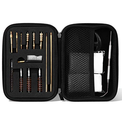ProCase Kit de Limpieza de Pistola Universal para Pistola de
