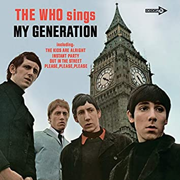 The Who Sings My Generation (U.S. Version)