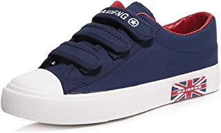 Unparalleled beauty Women Canvas Shoes Velcro Casual Walking Running Shoes