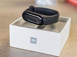 Relógio Inteligente  Xiaomi Mi Band 3 a Prova d'Água OLEDTouch Preto