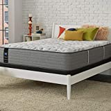 Sealy Posturepedic Spring Silver Pine Faux Eurotop Firm Feel Mattress, Queen