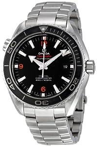 Omega Men's 232.30.46.21.01.003 Planet Ocean Big Size Black Dial Watch image