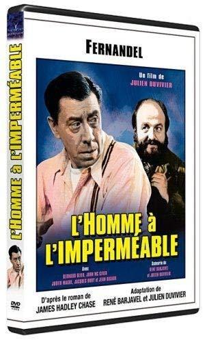 L'Homme à l'impermeable [Francia] [DVD]