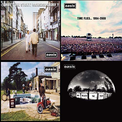 Il meglio degli Oasis